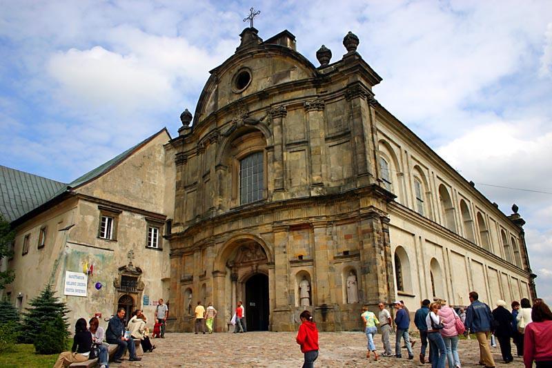 Pielgrzymka Nadzwyczajnych Szafarzy Komunii Świętej – Święty Krzyż